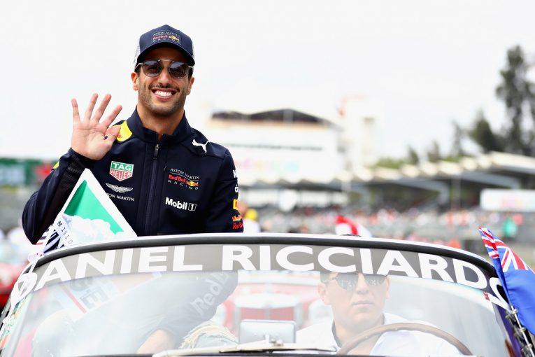 F1   「もう乗らない」と怒り爆発のリカルドがコメントを発表。残り2戦への出場を明言