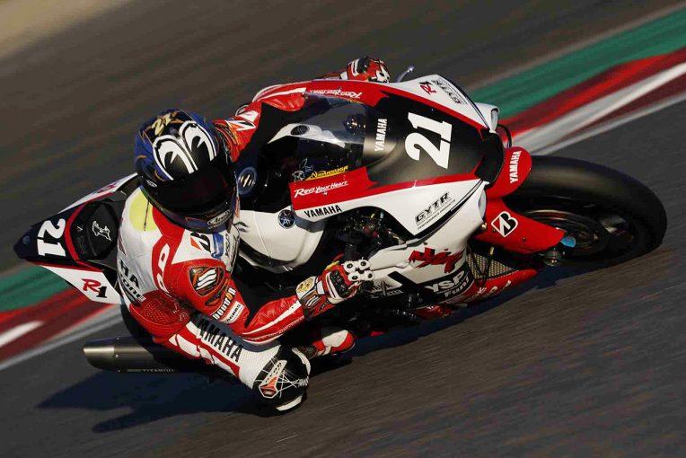MotoGP | JSB1000最終戦予選は中須賀と高橋巧の2分4秒台のポールバトル。猫がコースに侵入し赤旗となる場面も