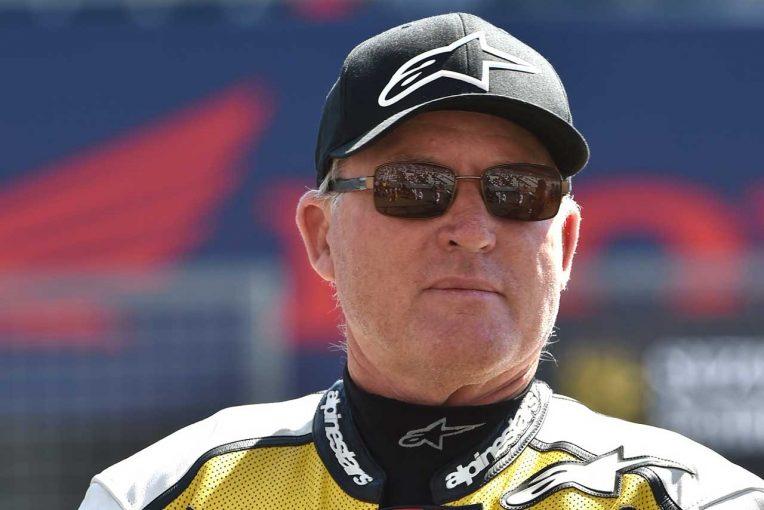 MotoGP | ケニー・ロバーツが全日本ロード最終戦鈴鹿に急きょ来場。50周年記念デモレースにも参加