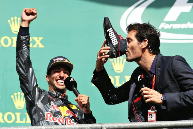 F1 | 「リカルドはF1への情熱を試されている」ウエーバーが苦境にある後輩を心配