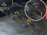 F1 | F1メキシコGP技術解説:レッドブルがわずか数日でフェラーリのフロアをコピー、そのカラクリとは
