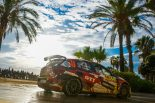 WRC第12戦スペインが実戦デビューとなったフォルクスワーゲン・ポロGTI R5