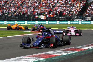 2018年F1第19戦メキシコGP ブレンドン・ハートレー