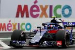 2018年F1第19戦メキシコGP ピエール・ガスリー