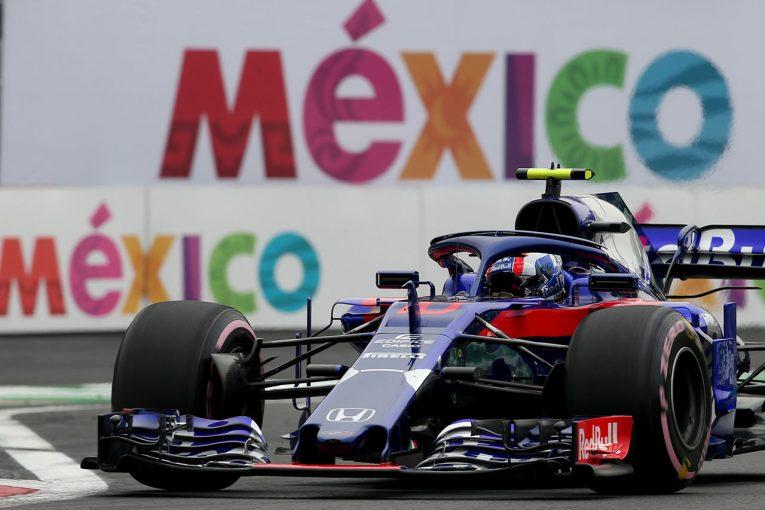 F1 | 入賞を果たすも不満の残る結果となった北米2連戦、残る2戦で選手権8位の奪還目指す【トロロッソ・ホンダF1コラム】