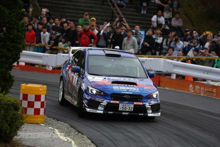 ラリー/WRC | 全日本ラリー最終戦:新井敏弘が制し6勝目。2年ぶり参戦のコバライネンはトラブルに見舞われる