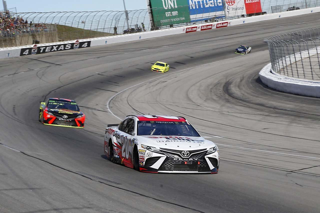 NASCAR:TOYOTA GAZOO Racing 2018年第34戦テキサス レースレポート