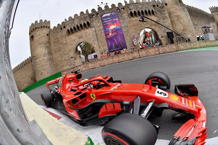 F1   F1アゼルバイジャンGP、開催契約を3年間延長。2023年までのグランプリが決定