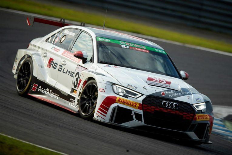 スーパーフォーミュラ | Hitotsuyama Racing、19年開催のTCRジャパン参戦ドライバーを募集。参戦パッケージも