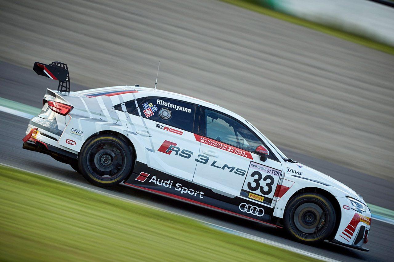 Hitotsuyama Racing、2019年開催のTCRジャパンシリーズ参戦ドライバーを募集。参戦パッケージも