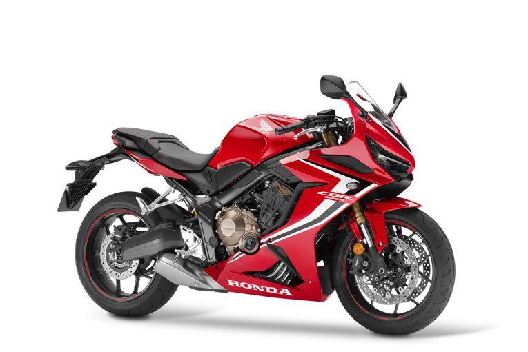 MotoGP | ホンダがミドルクラスのスポーツバイク、CBR650R、CBR500RをEICMA2018で世界初公開