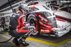 レベリオン・レーシングのレベリオンR13・ギブソン