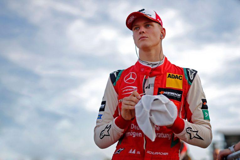 F1 | F1昇格が期待されるミック・シューマッハーは「フェルスタッペンより熟慮型」とふたりの元ボス