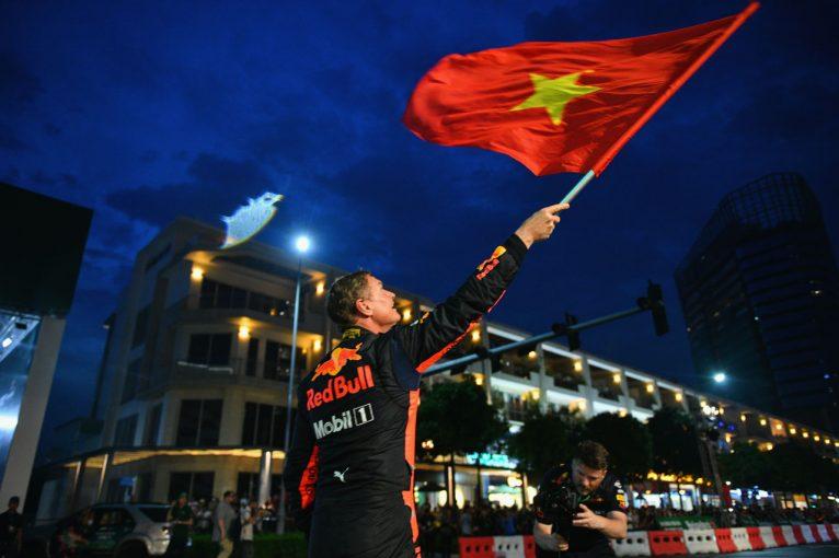 F1 | 【動画】F1ベトナムGPコースレイアウト。鈴鹿など既存サーキットの要素が盛り込まれたデザイン
