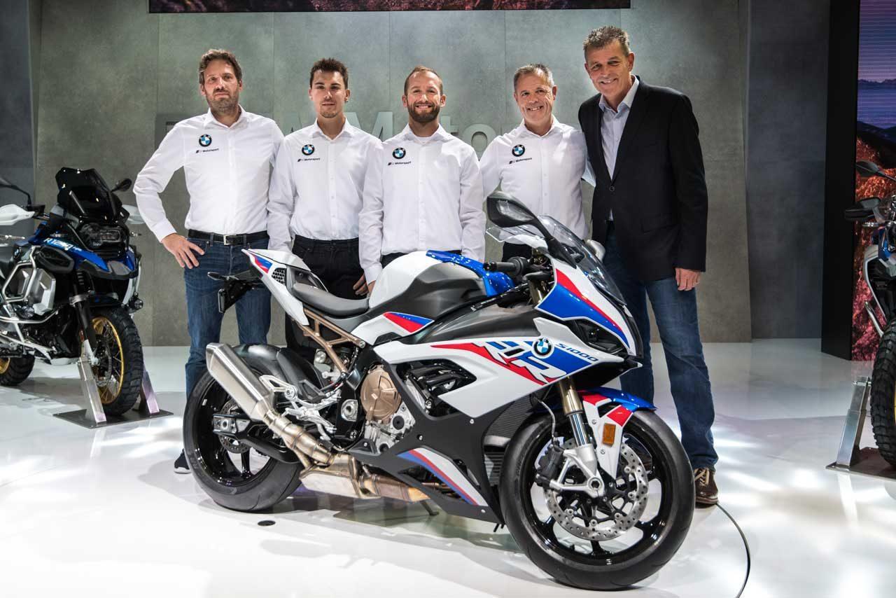 カワサキからBMWへ移籍するサイクス「BMWの乗り味と新しいチャレンジを楽しみにしている」