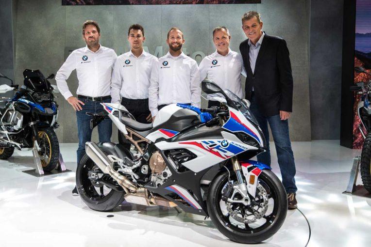 MotoGP | SBK:カワサキからBMWへ移籍するサイクス「BMWの乗り味と新しいチャレンジを楽しみにしている」