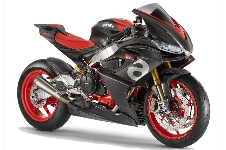 MotoGP | アプリリアが並列2気筒のコンセプトモデル、RS660をEICMA2018で公開