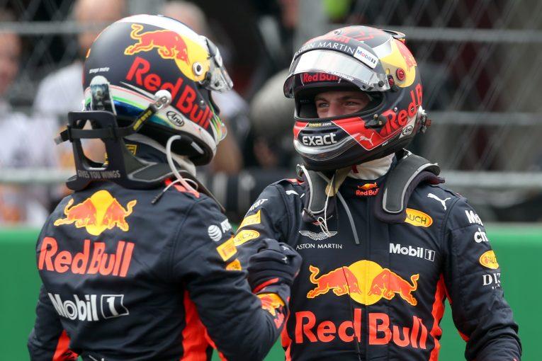 F1   フェルスタッペン、F1ブラジルGPは前戦よりも不利になると予想。「僕らのマシンと相性が良くない」