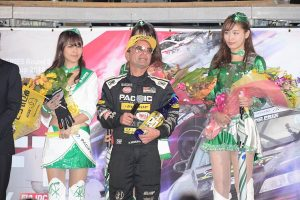 2018年シーズンでD1グランプリから退く野村謙