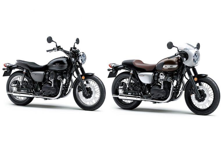 MotoGP | カワサキ、50年続く伝統の『W』シリーズ最新モデル2車を先行公開。ニンジャH2 SXには追加モデル