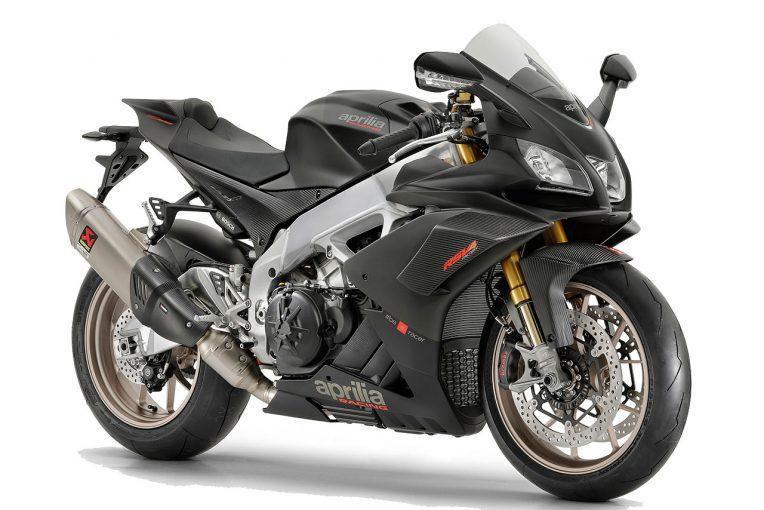 MotoGP | アプリリアがRSV4 1100ファクトリーをEICMA2018で公開。最高出力は217馬力