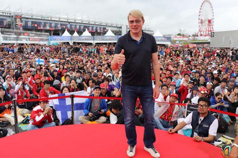 F1 | 鈴鹿サーキット、サウンド・オブ・エンジン内で実施のハッキネン出演イベント発表