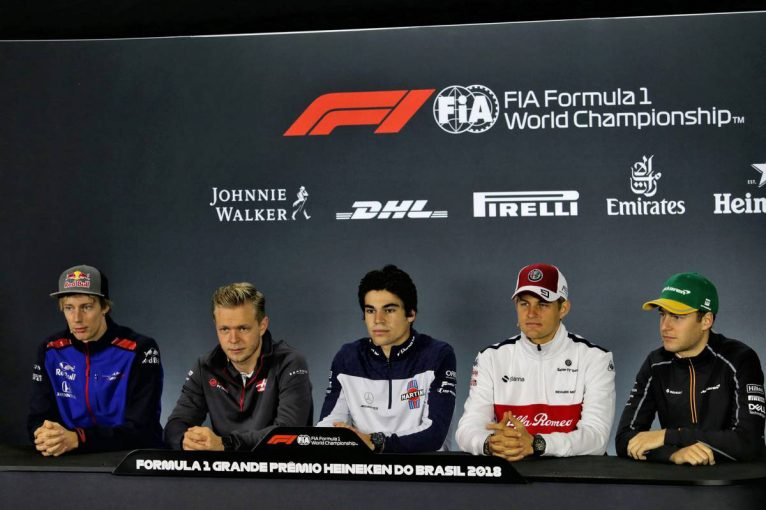 F1 | 主役のいない記者会見、質疑応答もたった一人だけ……/F1ブラジルGP木曜会見
