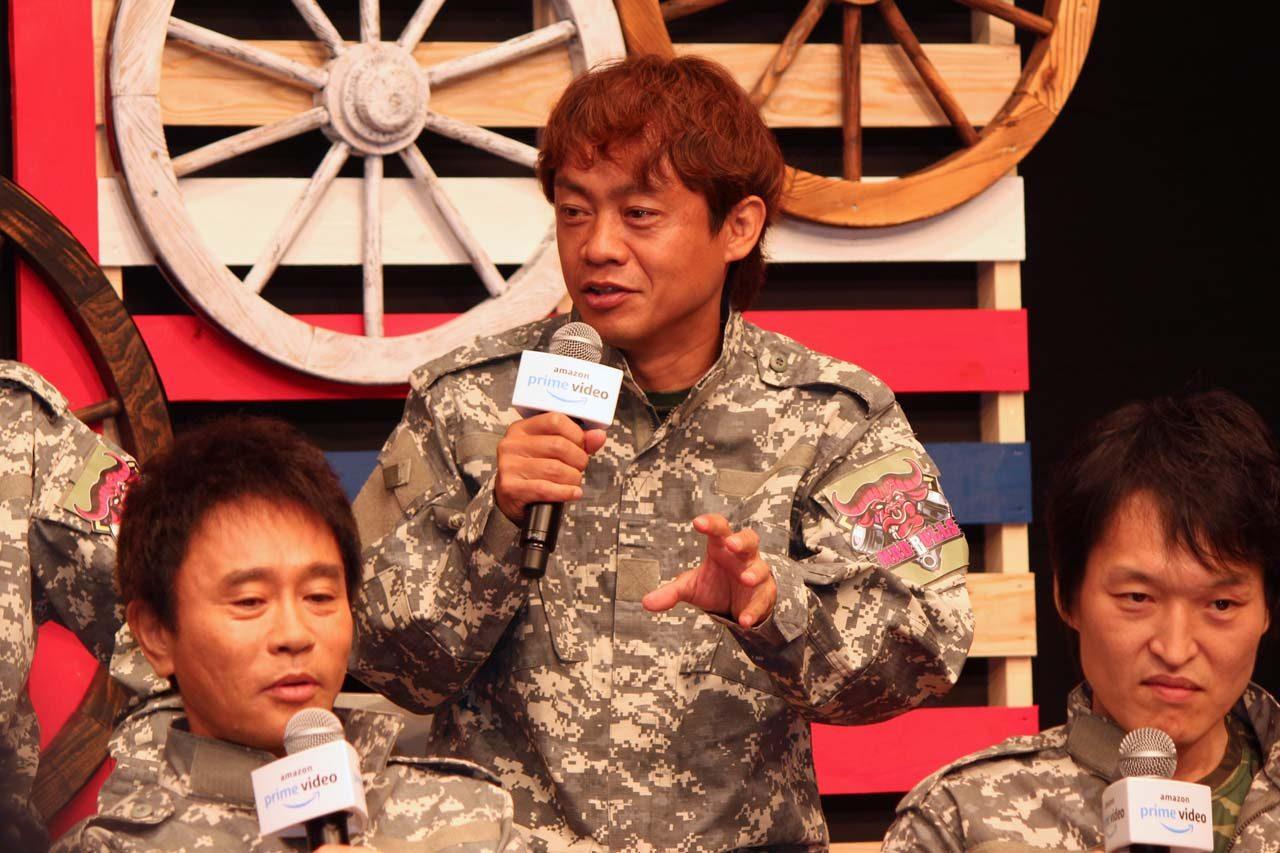 自動車戦闘バラエティ『戦闘車』シーズン2配信記念イベント