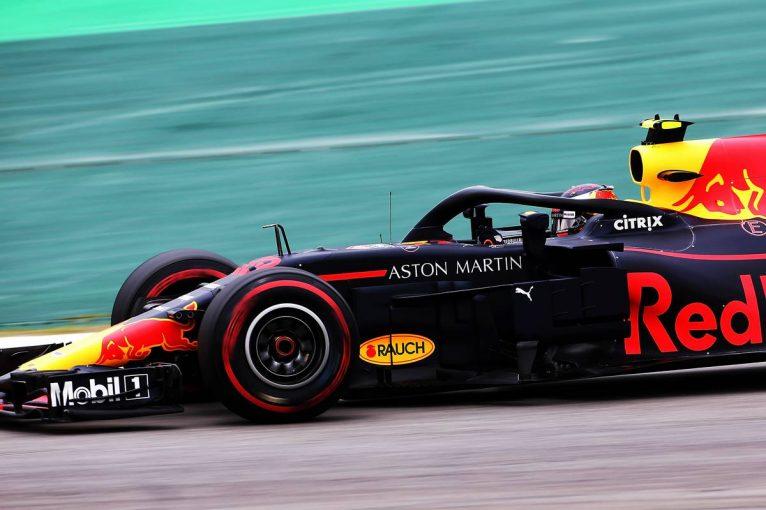 F1 | 【タイム結果】F1第20戦ブラジルGP フリー走行1回目