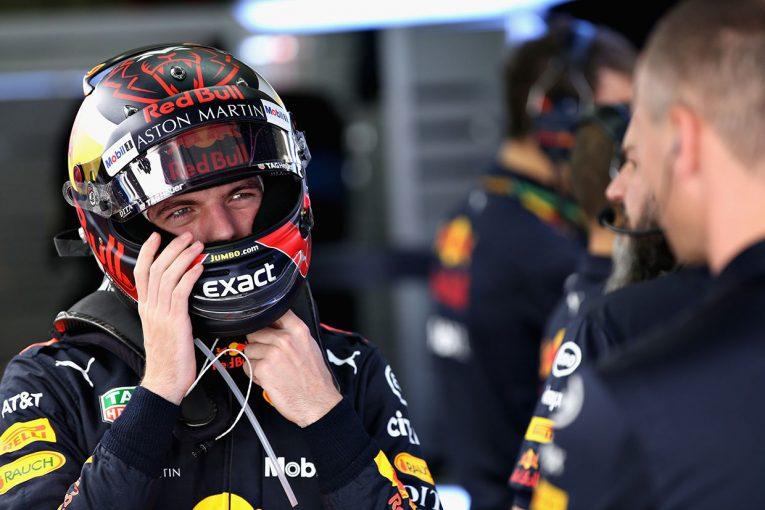 F1   F1ブラジルGP FP1:フェルスタッペンがトップタイム。ガスリーは周回を重ね15番手