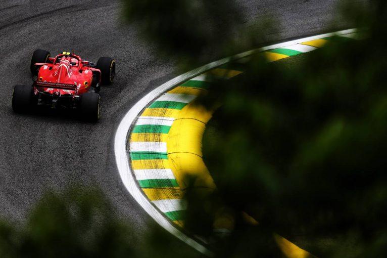 F1 | 【タイム結果】F1第20戦ブラジルGP フリー走行2回目