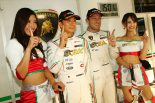 ポールポジションを獲得したマネパ ランボルギーニ GT3