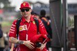 F1   ライコネン「難しい一日だった。予選に向けてマシンを改善する必要がある」:F1ブラジルGP金曜
