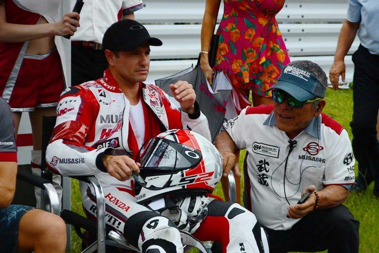 MotoGP   LCRがMotoE参戦体制を発表。元MotoGPライダーのド・プニエとEWC王者カネパを起用