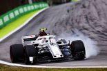 2018年F1第20戦ブラジルGP シャルル・ルクレール