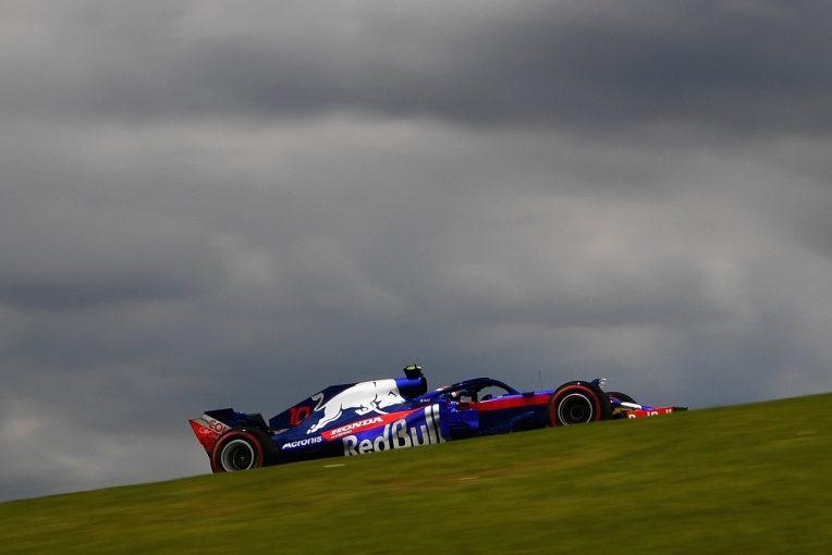 F1 | ホンダ田辺TD「チームとガスリーが難しいコンディションにうまく対応、予選Q3進出を果たすことができた」:F1ブラジルGP土曜