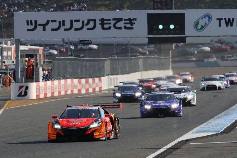 スーパーGT | スーパーGT:2019年シーズン最終戦、チャンピオン決まる第8戦もてぎのエントリー発表