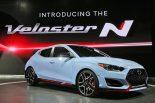 海外レース他   ヒュンダイ、2019年登場の新型TCRカー『ヴェロスター N TCR』の開発をアナウンス