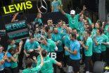 F1 | ハミルトン、エンジントラブルを抱えながらの勝利「なんとしても勝ってコンストラクターズタイトルを決めたかった」F1ブラジルGP日曜