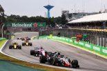 F1 | ハースがダブル入賞「ライバル、ルノーを周回遅れにできたのは最高だった」と代表:F1ブラジルGP日曜