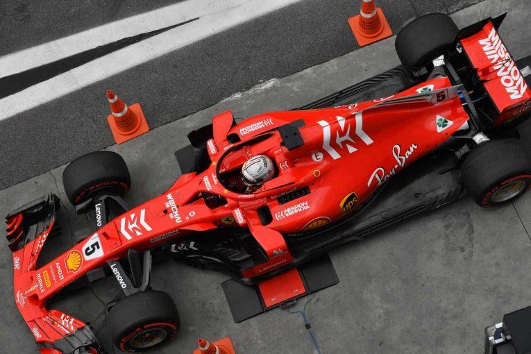 F1   リカルド、車重計測の手順規定を違反したベッテルを擁護。「ルールの変更が必要だ」と主張