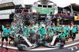 F1 | メルセデスF1代表「慎みと謙虚さを持って取り組めば、ファンは常勝チームでも応援してくれるはず」