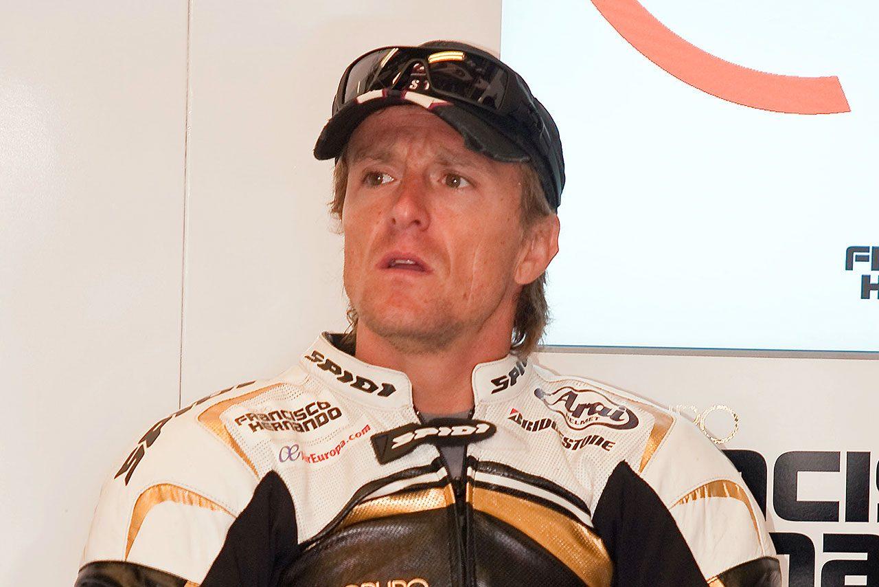 元MotoGPライダーのジベルナウがグランプリ復帰。ポンス・レーシングからMotoE参戦