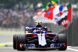F1 | 【動画】ハートレーとガスリーが無線で苛立ちを爆発。トロロッソ・ホンダF1のチームメイトバトル