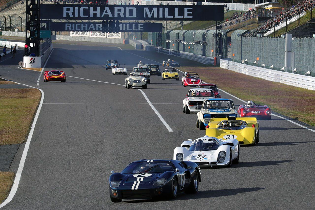 見られるだけでも激レア! 1960年代のレーシングカーが続々登場/SUZUKA Sound of ENGINE