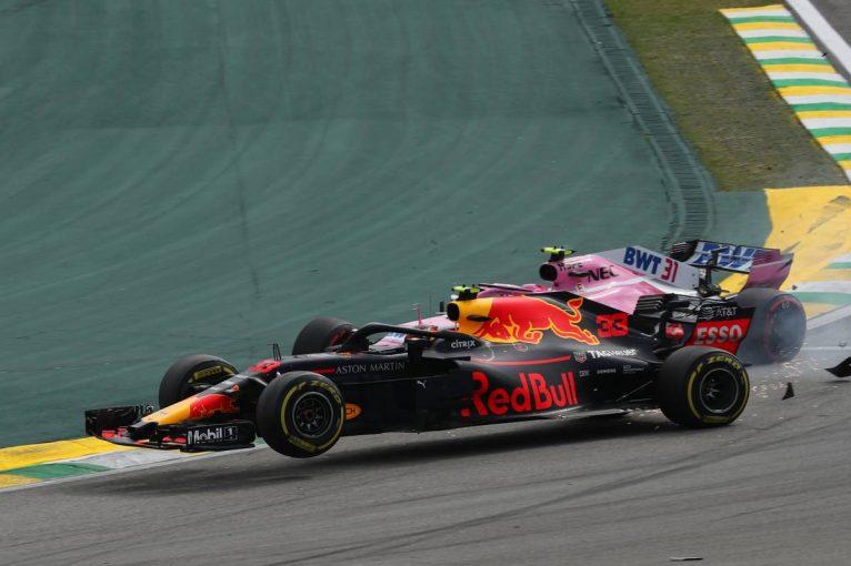 F1 | F1 Topic:過ちを犯したのはどちらか。フェルスタッペンとオコンの接触を検証