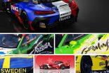FIA GTネイションズカップに出場する各国代表のGT3カー