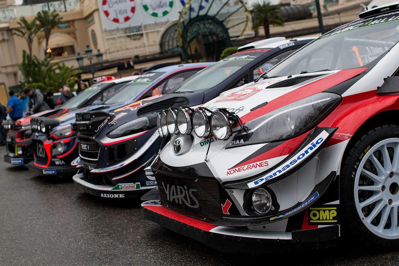 WRCポイントランキング:トヨタ、二冠なるか。シリーズチャンピオン争いは近年まれに見る激戦