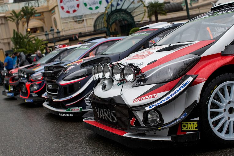 2017年にWRCへ復帰したトヨタは、参戦2年目でタイトル争いを演じている