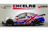 海外レース他 | 英国ツーリングカー:元AmDの『MG6 GT』が2019年も参戦継続。新チームExcelr8が活動継承